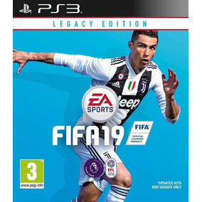 Fifa 19 Ps3 Psn Digital Portugues Envio Imediato !
