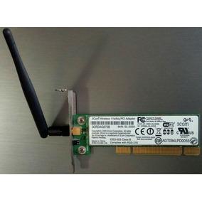 Tarjeta Wifi Wireless 3com 11 A/b/g