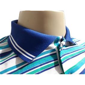 Kit 10 Camisa Pólo Alfa Dez Masculina Casual Atacado Revnda