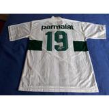 Rara Camisa Do Palmeiras #19 - 1997 Copa Do Brasil De Jogo
