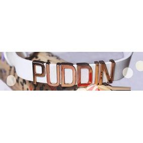 Colar Puddin Arlequina Harley Quinn Esquadrão Suicida