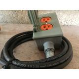 Cable De Uso Rudo 3x14 600v 60°c (3 Metros)
