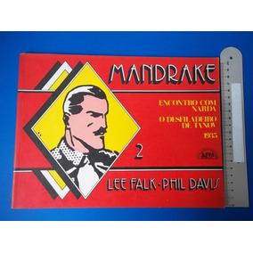 Revista Mandraque Nr 2 Lee Falk Phil Davis 1989