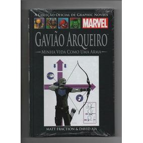Hq Coleção Oficial Graphic Novels Gaviao Arqueiro #131