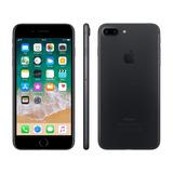 Iphone 7 Plus Preto Matte 32gb Anatel Lacrado Nota Fiscal