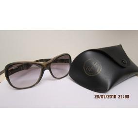 Chique Oculos Escuros Semi Transparente Ray Ban De Sol - Óculos no ... 2aaaa04696