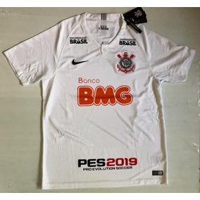 7b0f3b7582 Camisa Corinthians Original 2019 Banco Bmg
