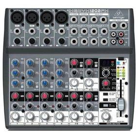 Mixer/mesa De Som Xenyx 1202fx Behringer 110v 1202-fx