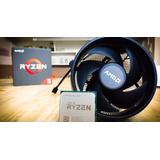 Pc Ryzen 5 2600/asus Rog Top 580 8gb + 6% Desc En Efectivo