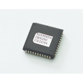Microprocessador Para Drive Rack Dbx260