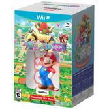 Mario Party 10 Amiibo De Mario Bundle - Wii U