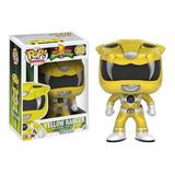 Funko Pop Yellow Ranger 362 - Power Rangers