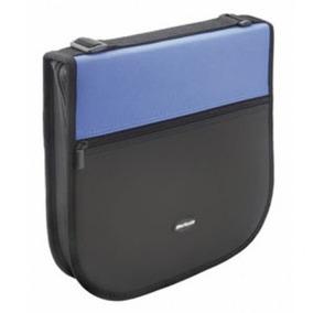 Porta Cd Dvd Tecido Multilaser Capacidade 36 Mídias Ca041