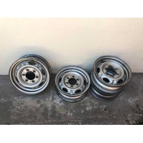 Aros 15 De Pick Up Frontear De Hierro Originales #71143199
