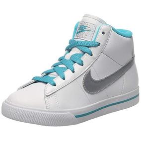 Nike Sweet Classic High Blancos - Ropa 607ad54d1bd70