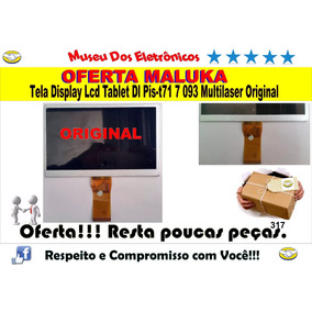 Tela Display Lcd Tablet Dl Pis-t71 7 093 Multilaser Original