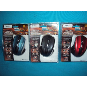 Mouse Wireless S/ Fio 2.4ghz
