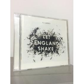 Cd Pj Harvey - Let England Shake