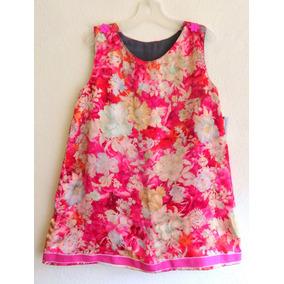 Vestido Campo De Flores Para Niña 3-5 Años