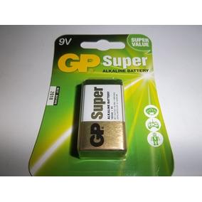 Baterias / Pilas 9v Marca Gp