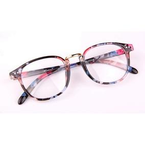 Armação Óculos Grau Feminino Blogueirinha Tumblr Retro 2a81946e86