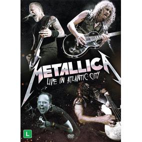 Metallica - Live In Atlantic City - Dvd