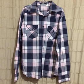 Camisa Xadrez Hering Masculina - Calçados ac5a8049077
