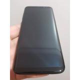 Galaxy S8 64gb Preto Conservadissimo Aceito Trocas