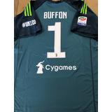 Camisa Da Juventus Buffon Barata - Futebol no Mercado Livre Brasil d06f05a9e66e6