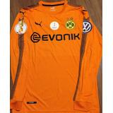 Camisa De Goleiro Borussia Dortmund - Futebol no Mercado Livre Brasil e8a00888071ef