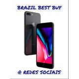 Iphone 8plus 64g Vitrine Seminovo+nf + Garantia+ 12x S/juros