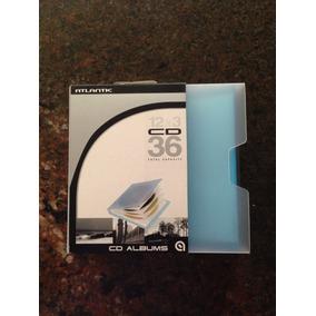 Estuche O Porta Cd,dvd,blueray