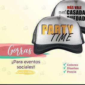 7640e6f39c08d Gorras Para Xv Años Por Paquetes en Mercado Libre México