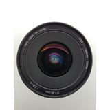 Lente Sigma 17-35mm F/1:2.8 - Solo Manual