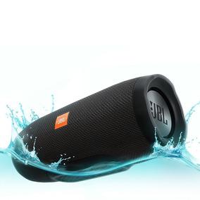 Caixa De Som Bluetooth Portátil Jbl Charge 3 À Prova De Água