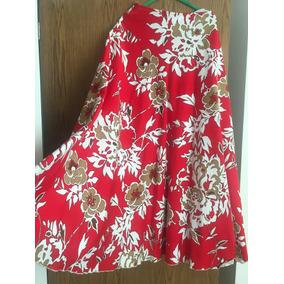 Faldas Largas Circulares de Mujer en Mercado Libre México 7cb33808ddbc