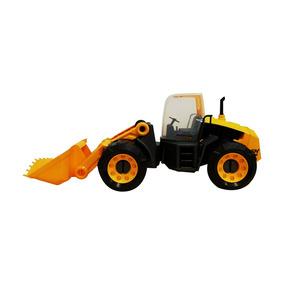 Juguete Maquina De Construccion Excavadora Usual Brinquedos
