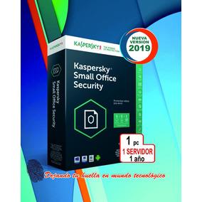 Licencia Kaspersky Small Office Security 1servidor 1año 2019