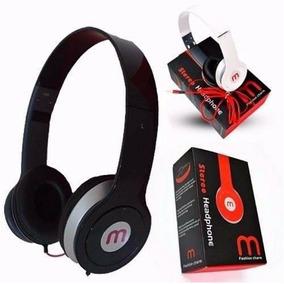 Fone Headphone Ouvido Mex Style Smartphone Celular Radio Mp3