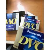 Cintas Mini Dv Nuevas Panasonic