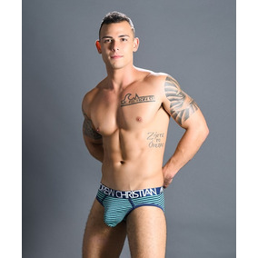Trusa Madison Stripe Andrew Christian