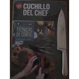 Coleccion Cuchillo De Chef La Nacion Completo