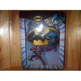 Batman Joker Reloj De Pendulo De Pared Clock Manecillas