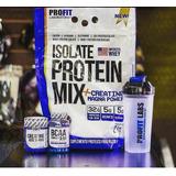 Kit Isolate Protein Mix 1,8kg + Bcaa + Crea - Profit Labs
