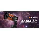 Telescopio Celestron Nexstar 8se