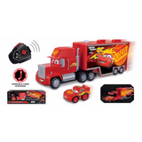 Cars Disney Mack And Mcqueen Control Remoto Infrared