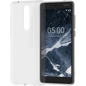 Nokia 5.1 Clear Case