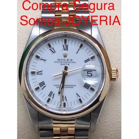 2a7515cc263 Cristal Y Acero. Hechizo - Reloj Rolex en Mercado Libre México