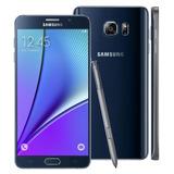 Samsung Galaxy Note 5 N920g Original Vitrine Preto