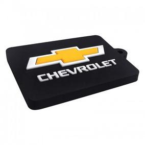 Kit 20 Chaveiro Emborrachado Chevrolet - Frete Grátis